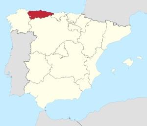 Principado de Asturias (red)