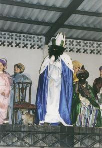 Fellow King and Translator: Armando