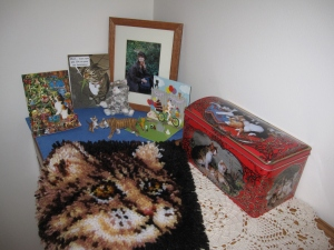 Kat Korner Shrine